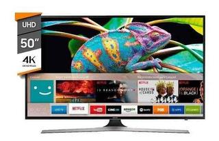 Smart Tv Samsung Un50mu6100g 4k