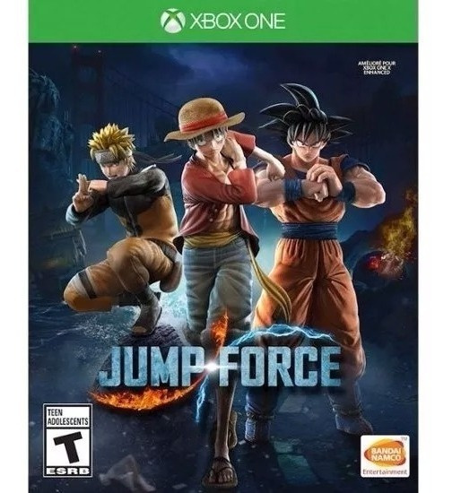 Jump Force - Xbox One - Codigo 25 Dígitos - Envio Imediato