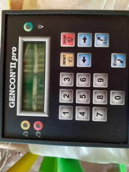 Modulo Controlador De Energia Para Gerador