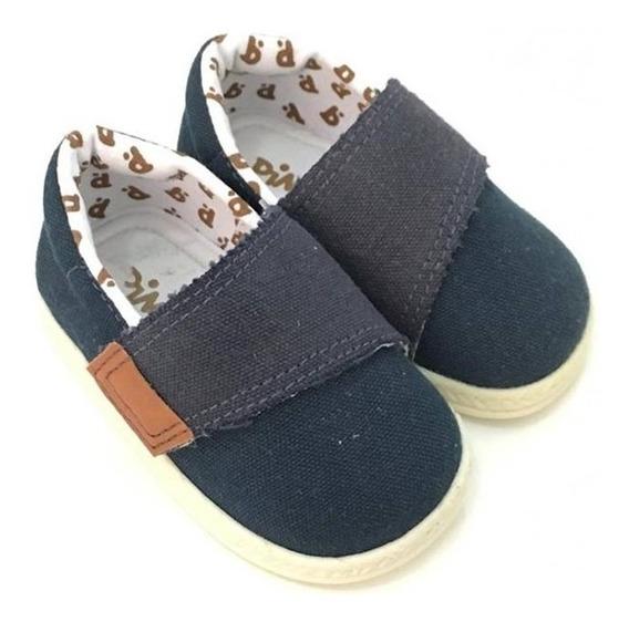 Sapato Sapatinho Infantil Masculino 8762