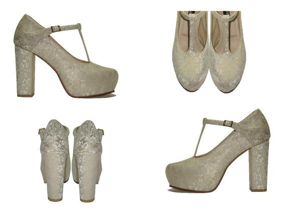 Zapatos Novia 15 Años - A Medida - ¡leer Todo!