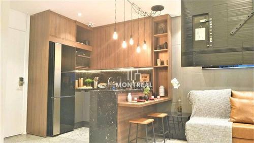 Imagem 1 de 26 de Apartamento À Venda, 42 M² Por R$ 809.900,00 - Vila Mariana - São Paulo/sp - Ap2751