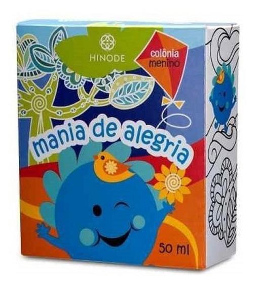 Perfume Infantil Mania De Alegria Colônia Para Menino 50 Ml