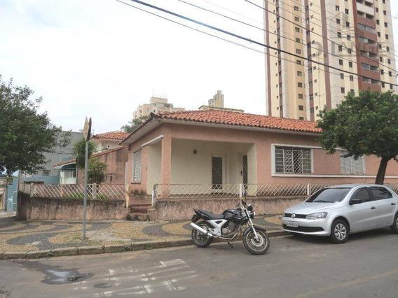 Casa Com 5 Dormitórios À Venda, 320 M² Por R$ 1.000.000,00 - Vila João Jorge - Campinas/sp - Ca11537