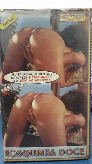 Filme Pornô Fita Vhs- Rosquinha Doce- 1993
