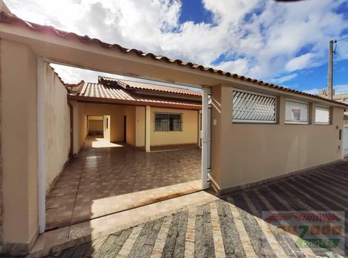 Imagem 1 de 15 de Casa Para Venda Em Peruíbe, Jardim Ribamar, 3 Dormitórios, 1 Suíte, 1 Banheiro, 4 Vagas - 3714_2-1213741