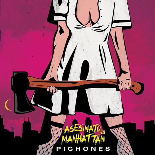 Pichones - Asesinato En Manhattan (punk Rock) Fede Pertusi