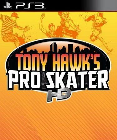 Tony Hawk Pro Skater Hd Ps3 Receba Agora