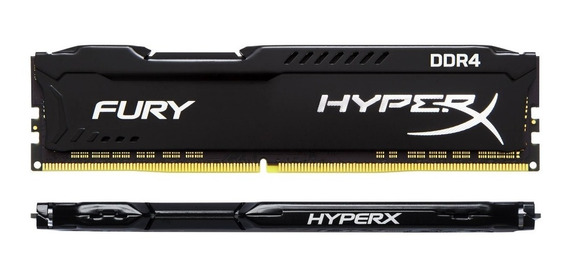 Memoria Ddr4 4gb 2666mhz Kingston Fury Balck