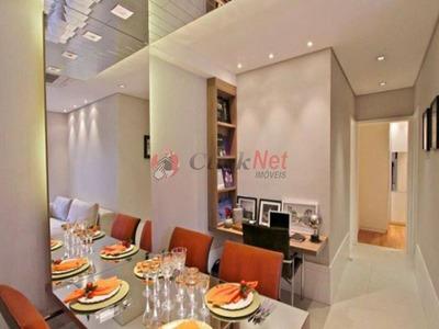 Apartamento Em Condomínio Clube À Venda No Bairro Independência - São Bernardo - 2290