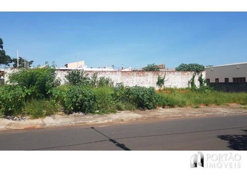 Lote / Terreno À Venda - Vl. Industrial, Bauru-sp - 4169