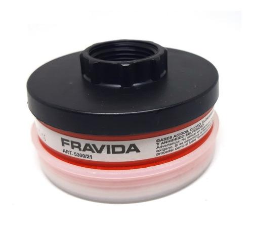 Filtro Fravida  5300 / 21 Para Semimascara Precio X Unidad