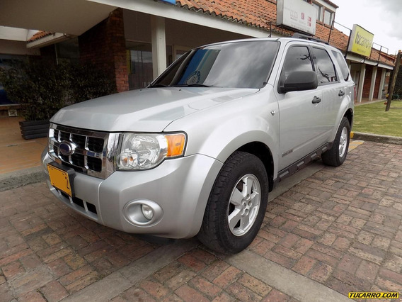 Ford Escape Xlt 3.0cc 4x4 At Aa