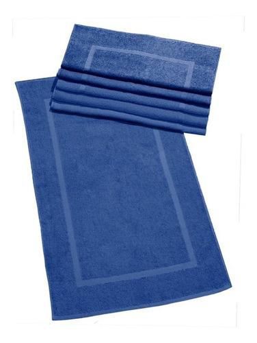 Tapete Cannon Tapete1ma Salida De Ducha 660gr 50x80cm Azul