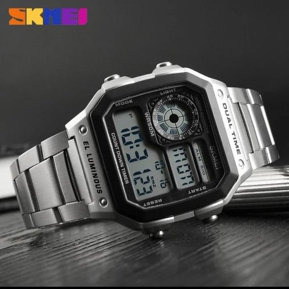 Relógio Skimei 1335 À Prova D