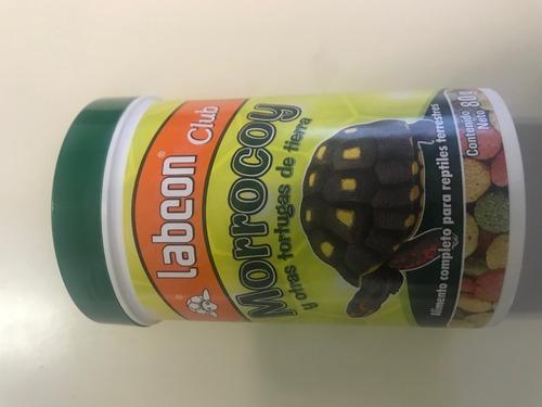 Alimento Para Tortugas Labcon Club Morrocoy 300 Grs
