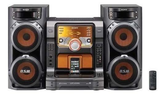 Equipo De Sonido Original Sony Lbtzx66i Somos Tienda Física
