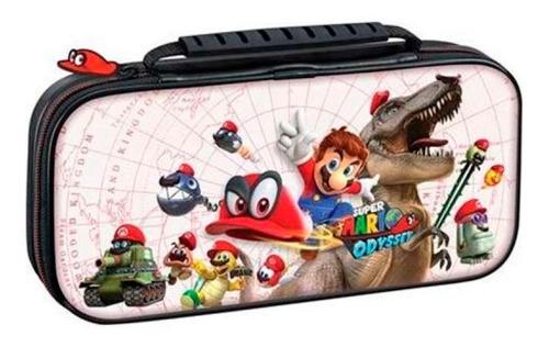 Imagen 1 de 6 de ..:: Estuche Travel Case Super Mario Odyssey ::.. Gamecenter