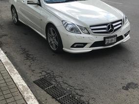 Mercedes Benz Clase E 3.5 Coupe 350 Cgi Mt