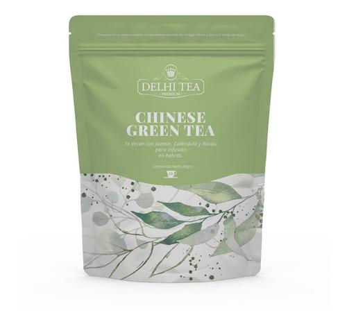 Té Hebras Delhi Tea Premium Chinese Green Tea