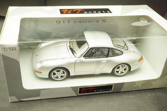 Ut Models Porsche 911 Carrera S 1:18 Ñ É Minichamps Autoart
