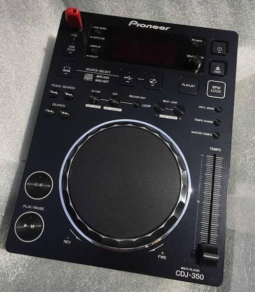 1 Aparelho Cdj 350 Pioneer