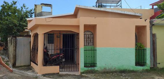 Se Vende Casa Economica En Barrio Mexico De Oportunidad