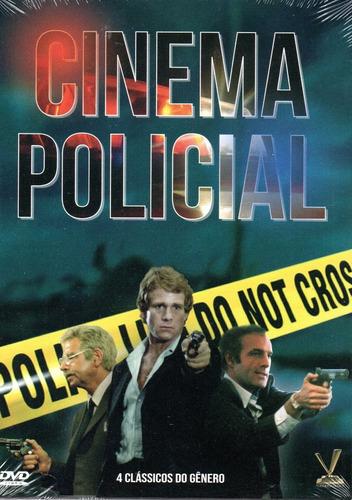 Imagem 1 de 2 de Dvd Cinema Policial 1 Sem Cards - Versatil - Bonellihq M20