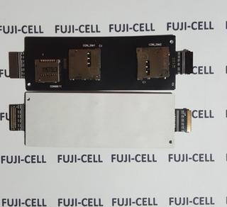 Cabo Flex Leitor Chip Sim Card Zenfone 2 Ze551ml Fretegrátis