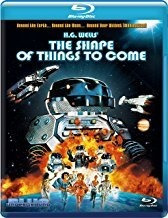 The Shape Of Things To Come [blu-ray] Ba1