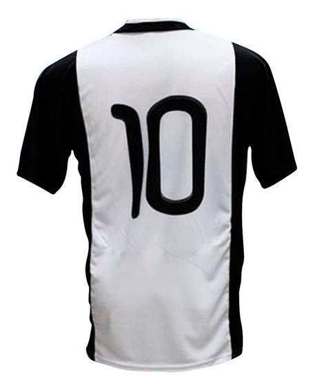 Camisetas De Futbol 10 Camisetas Del 2 Al 11 Numeradas