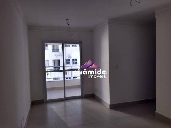 Apartamento Com 3 Dormitórios À Venda, 67 M² Por R$ 284.900 - Jardim São Dimas - São José Dos Campos/sp - Ap10573