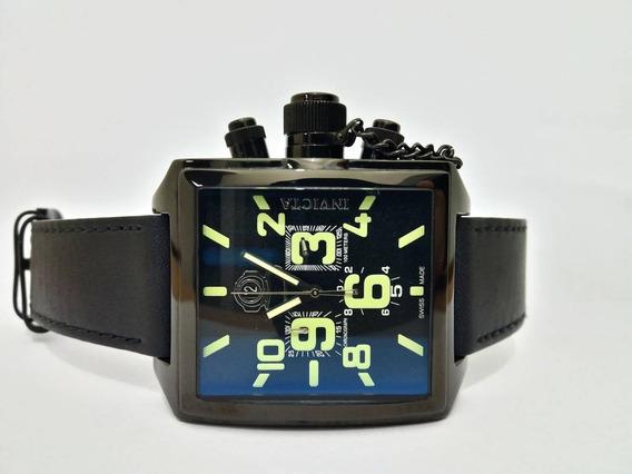Relógio Invicta Russian Diver 7185 45mm Quartz