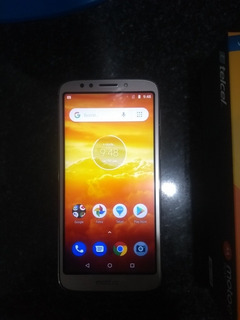 Motorola E5 Play Dorado