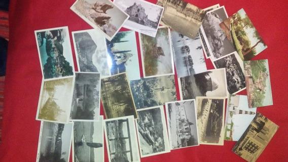 Fotos / Imagenes - Antiguas Años 50´- Lote De 25 Fotos