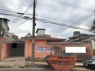 Casa Para Fins Comerciais Ou Residencial No Bairro Castelo - 4133