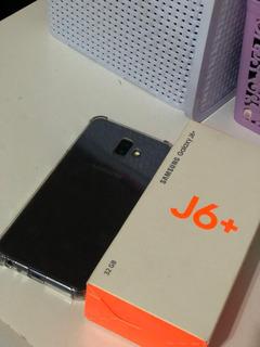 Celular Sansung J6+