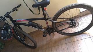 Bicicleta Houston Aro 29 ,21m Aço Carbono