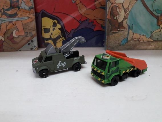 Jurassic Park. Lost World. Matchbox Hook Y Park Skip Truck
