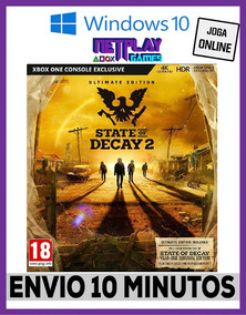 State Of Decay 2 Suprema Pc Windows 10 Online