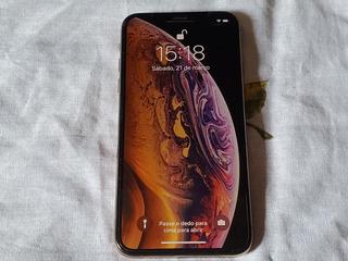 iPhone Xs 64gb + Whitestone Dome Glass
