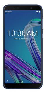 ASUS ZenFone Max Pro M1 ZB602KL (16 Mpx) Dual SIM 64 GB Azul 4 GB RAM