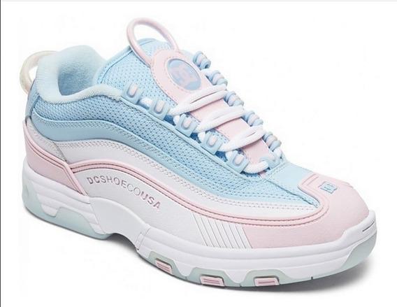 Zapatillas Dc Legacy Og Mujer