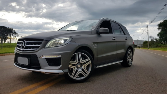 Mercedes-benz Classe Ml 5.5 Amg 5p