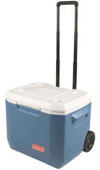 Caixa Térmica Coleman 47,5 Litros 50 Qt Marine Xtreme Azul