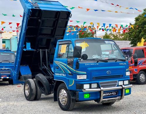 Super Oferta Camion Daihatsu Delta 2006 Volteo Limited Full