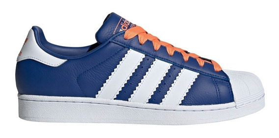 Zapatillas adidas Superstar Azu/nar Unisex