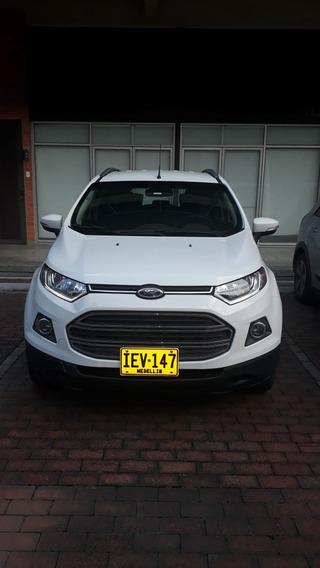 Ford Ecosport .titanium. At. 2.0cc