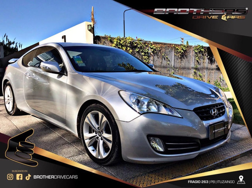 Hyundai Genesis 3.8 V6 310hp Coupe