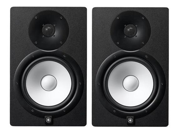 Monitor De Referência Ativo Yamaha Hs8 Preto 110v